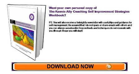 Karmic Ally Coaching Self Improvement Strategies Workbook download