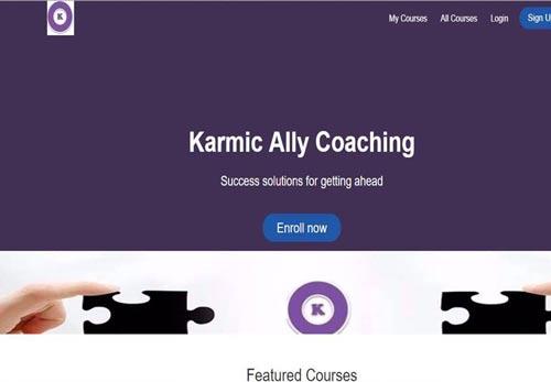 Karmic Ally Coaching online study courses