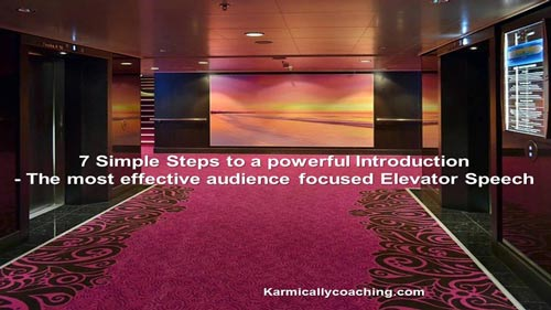7 simple steps to a powerful introduction