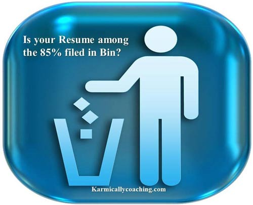Will your Resume land in the Bin or get read?