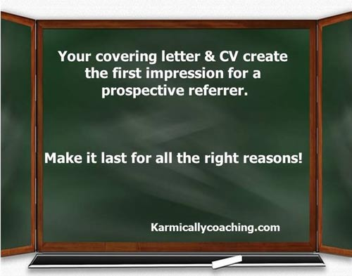 Is your cover letter and CV memorable?