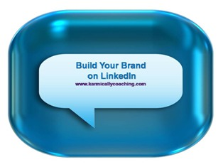 Building your brand on LinkedIn blurb