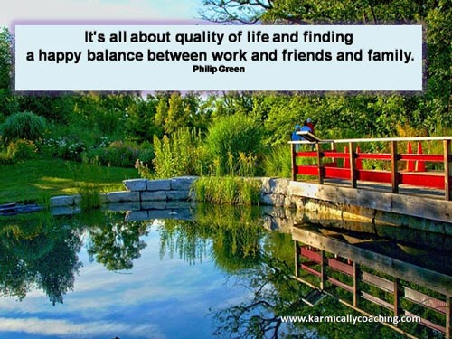 bridge and work life balance