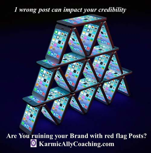 1 wrong social media post can affect your brand credibility