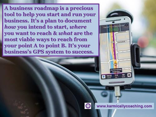 Your business plan is a gps for your enterprise's success