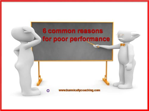 Discussion on 6 reasons for poor performing coworkers
