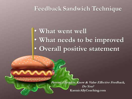 Feedback Sandwich Technique