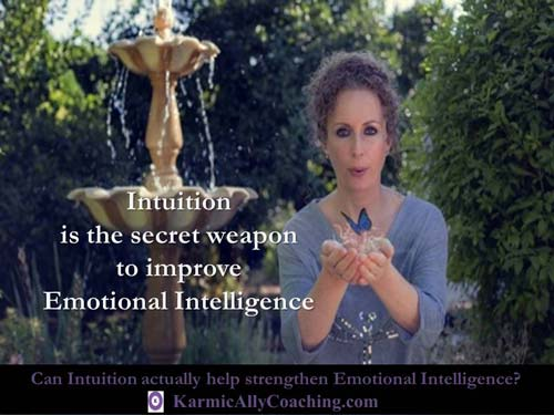 Intuition is the secret weapon to improve Emotional Intelligence