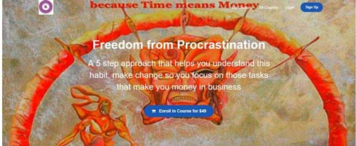 If Procrastination is the monster that eats up your time, you need this program