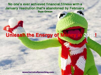 Suze Orman quote on financial fitness