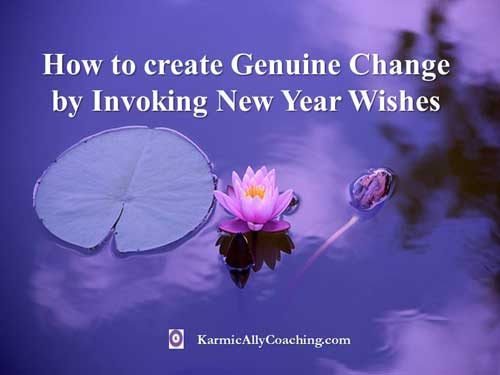 The Art of Invocation to create desired change
