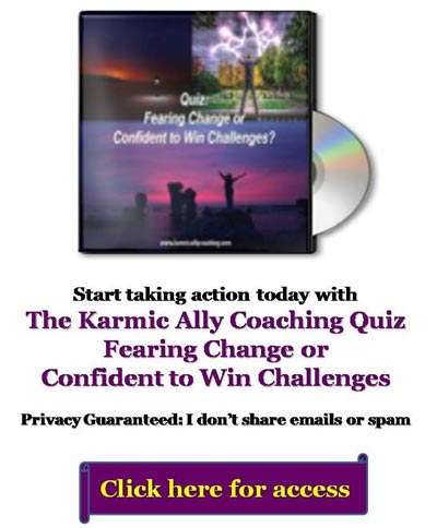 Karmic Ally Coaching Change Quiz