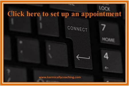 Request appointment with Karmic Ally Coaching