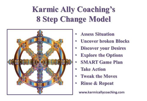 Karmic Ally Coaching Navigation System