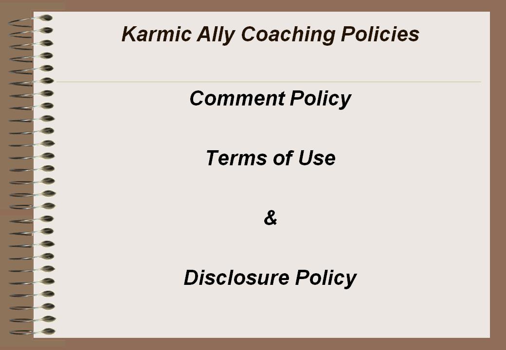 Updates: Policies