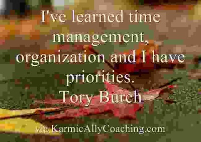 Tory Burch Quote on priorities