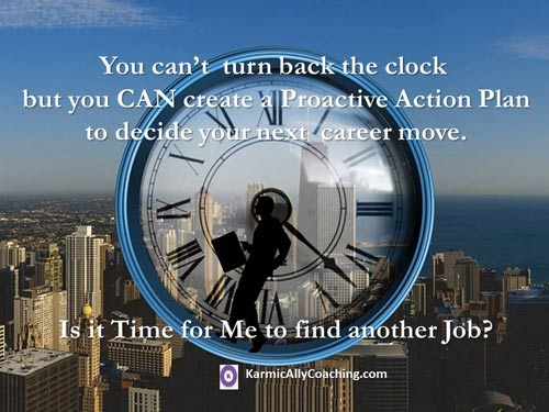 Career professional and career clock