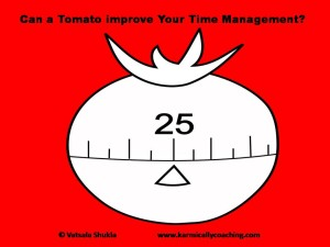 The Tomato inspired Time Management Technique that gives results