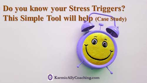 Do you know your stress triggers?