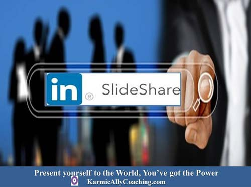 LinkedIn SlideShare is a powerful social sharing platform