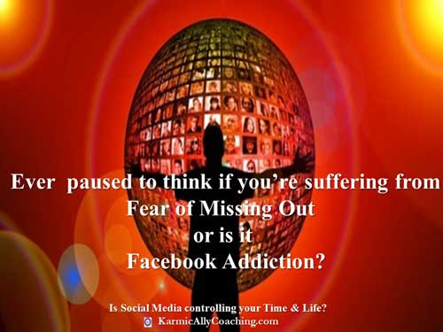 FOMO or Facebook Addiction?