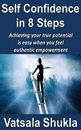 Self Confidence in 8 Steps Kindle Book