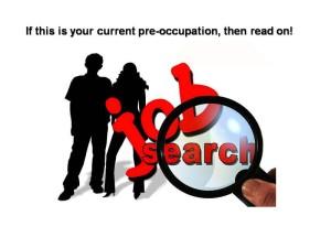 Job hunting teleseminar