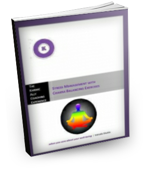 Chakra balancing for stress management ebook