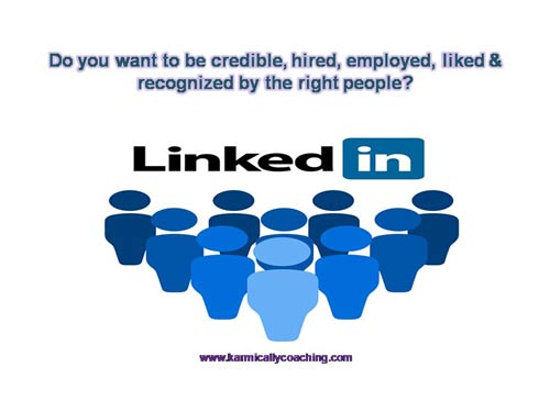 What's your credibility factor on LinkedIn?