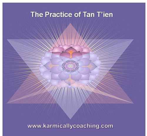 Chakras and the practice of Tan T'ien