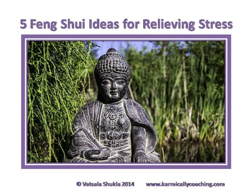 Feng Shui Tips for Stress Relief