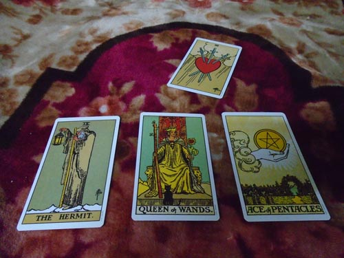 Business Tarot reading