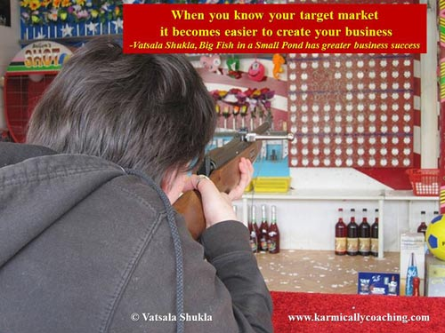 Knowing your Target Market for business