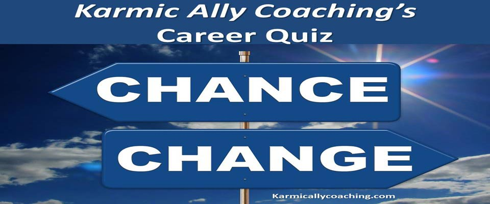 quiz time  career or job change  5 minute simple solution