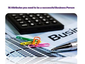 Business attributes assessment