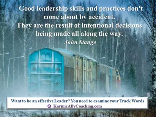 Good Leadership skills and practices - quote