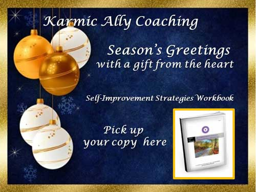 Christmas Gift Karmic Ally Coaching