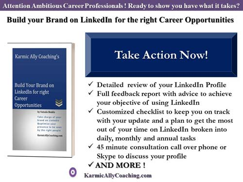 Build your brand on LinkedIn for Career Success