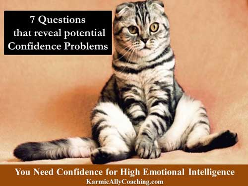 7 questions that reveal hidden confidence issues