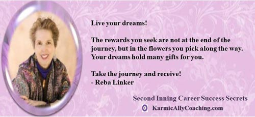 Reba Linker - Live Your Dream!