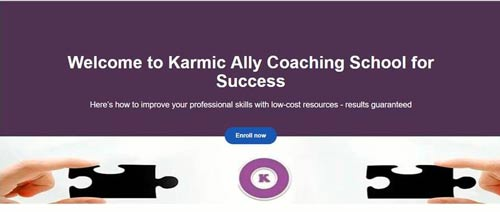 Karmic Ally Coaching School of Success